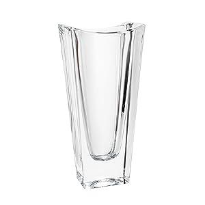 Vaso de Vidro Sodo-Cálcico com Titânio Okinawa Rojemac Cristal
