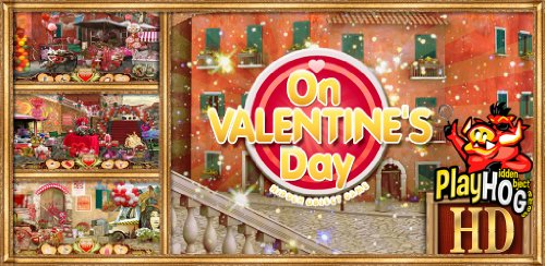 On Valentines Day - Hidden Object Game [Download]