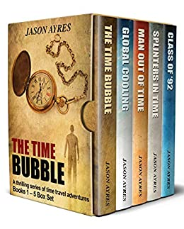 Time Bubble Box Set adventures ebook product image