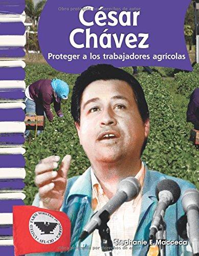 Download César Chávez (Spanish Version) (Social Studies Readers) (Spanish Edition) pdf epub