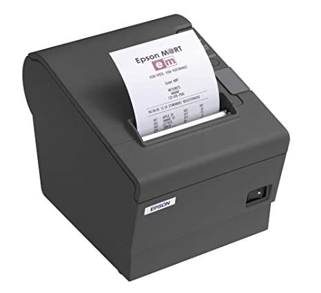 Epson TM-T88IV (082): Serial, PS, EDG - Impresora de ...