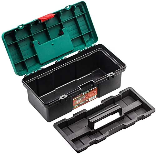 FeiGuo FQ Toolbox, 13 inch storage box home hardware repair tool compartment box box suitcase