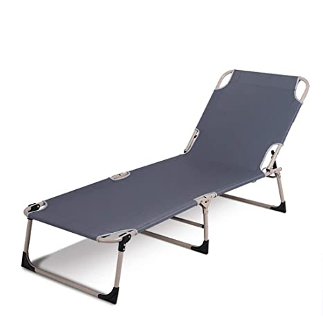Z-JJLX Tumbonas, Camas Plegables, sillones para el Almuerzo ...