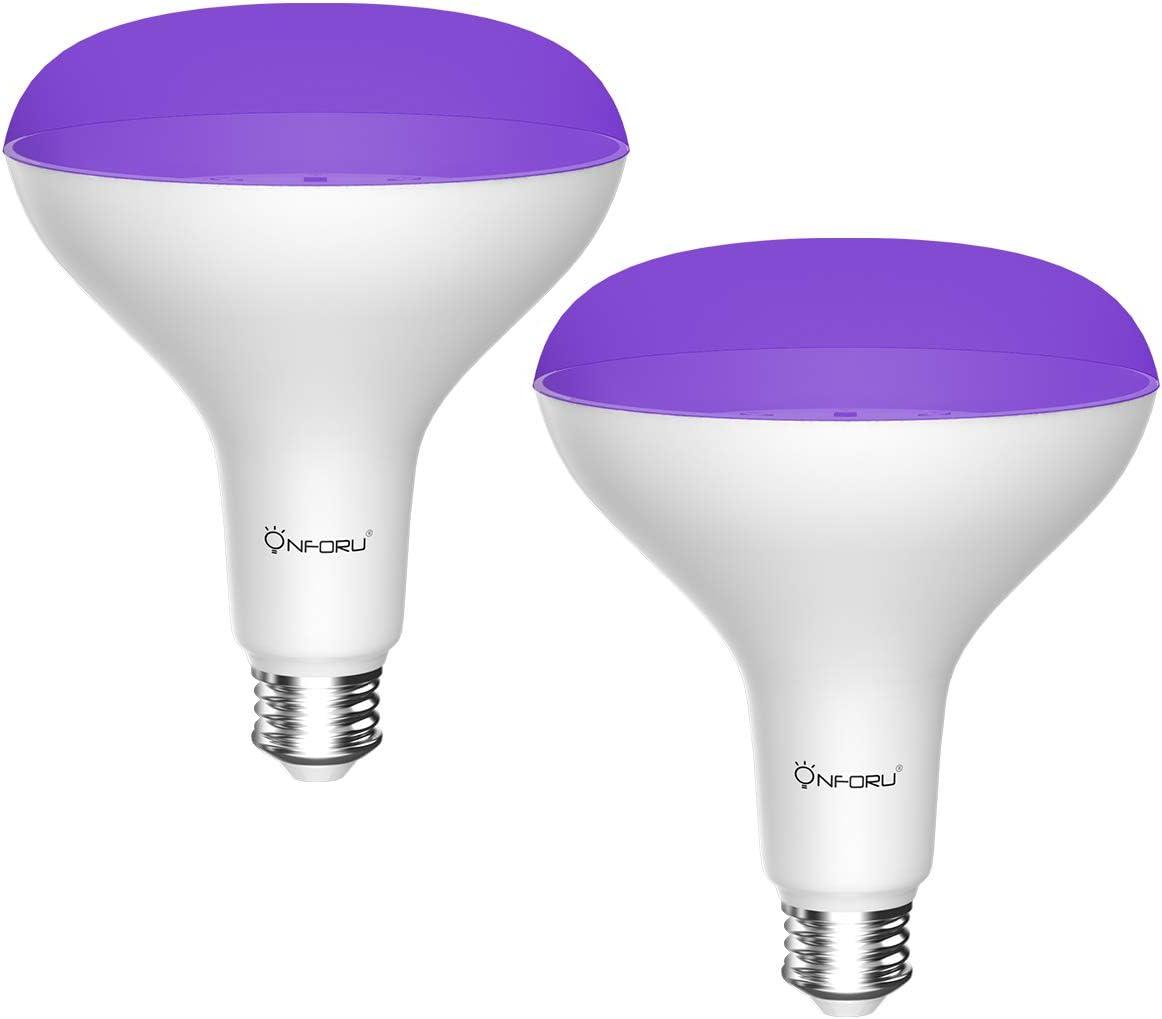 Onforu LED Black Lights Bulb