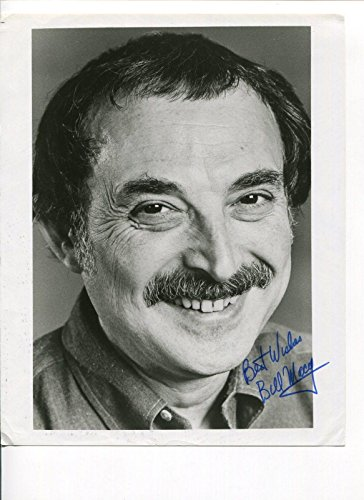 Bill Macy Maude Analyze This The Jerk Signed Autograph Photo - Autographed MLB - Macy Louis St