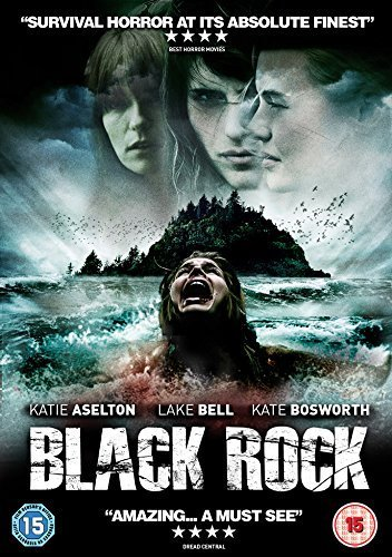 Black Rock [Blu-ray]