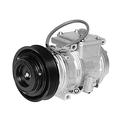- Denso 471-1312 New Compressor with Clutch