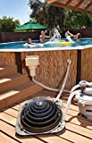 GAME 4714 SolarPRO Contour Solar Pool Heater for