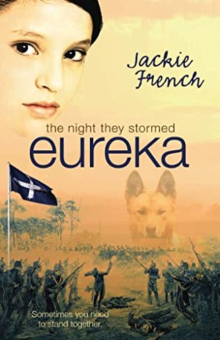 book cover of The Night They Stormed Eureka