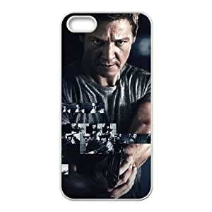 The Bourne Ultimatum iPhone 5 5s Cell Phone Case White Fsjf