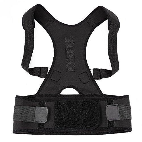 Corrector Magnetico para Espalda y para Mejorar la Postura Digi