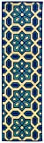 Oriental Weavers 969W6 Caspian Outdoor/Indoor Area Runner Rug, 2-Feet 3-Inch by 7-Feet 6-Inch Review