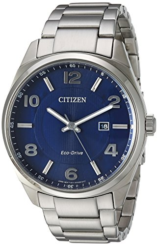 blue dial citizen - 7