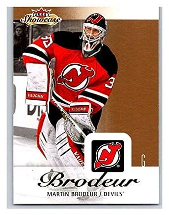 (HCW) 2013-14 Upper Deck Fleer Showcase  55 Martin Brodeur NJ Devils c5afa4a7d