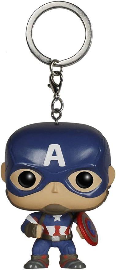 Avengers Team Keychain