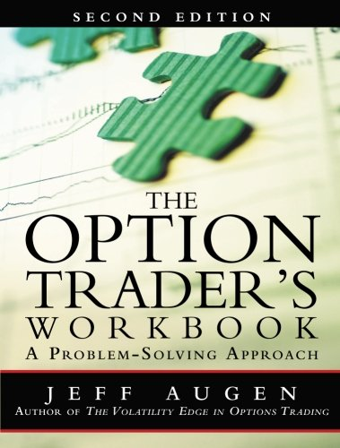 Option Traders Workbook Problem Solving Approach product image