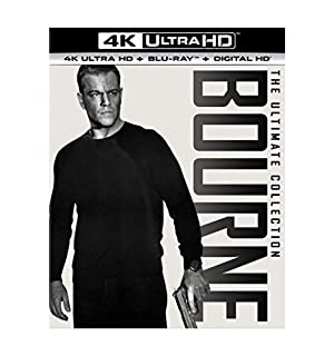 The Bourne Ultimate Collection [Blu-ray] (Sous-titres français) (B06XZDZ2L4) | Amazon Products