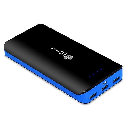 368 opinioni per Batteria Esterna EC Technology 3 Porte USB ad Alta Capacità 22400mAh la Banca di