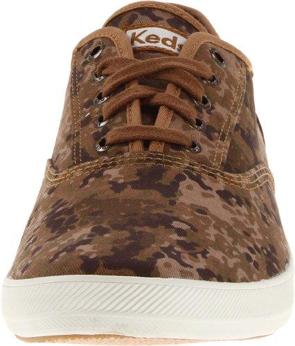 JOTW Mens Mid Top PU Leather Fashion Sneaker Brown ucaTzTOiw