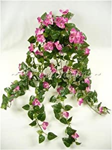 artificial silk flower bougainvillea trailing plant from. Black Bedroom Furniture Sets. Home Design Ideas