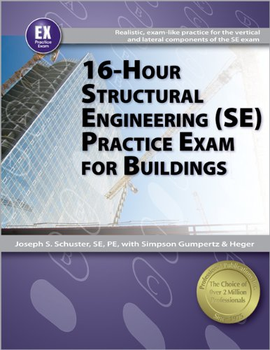 Hour Structural Engineering Se Practice Exam For Buildings