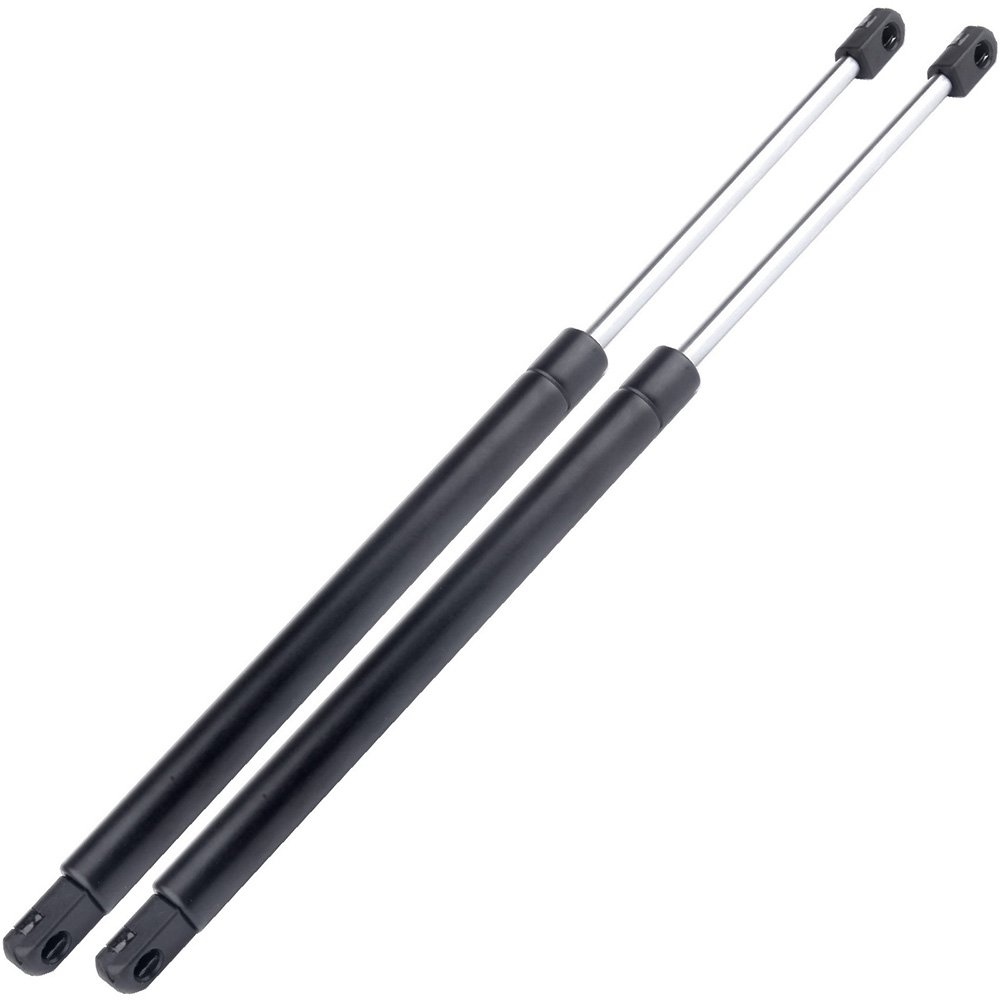 ECCPP 2pcs Rear Liftgate Lift Supports Struts Rods Gas Springs for Nissan Xterra 2005 2006 2007 2008 2009 2010 2011 2012 2013