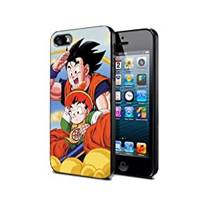 Dgz8 Silicone Cover Case Iphone 5/5s Dragonball Z Goku Game