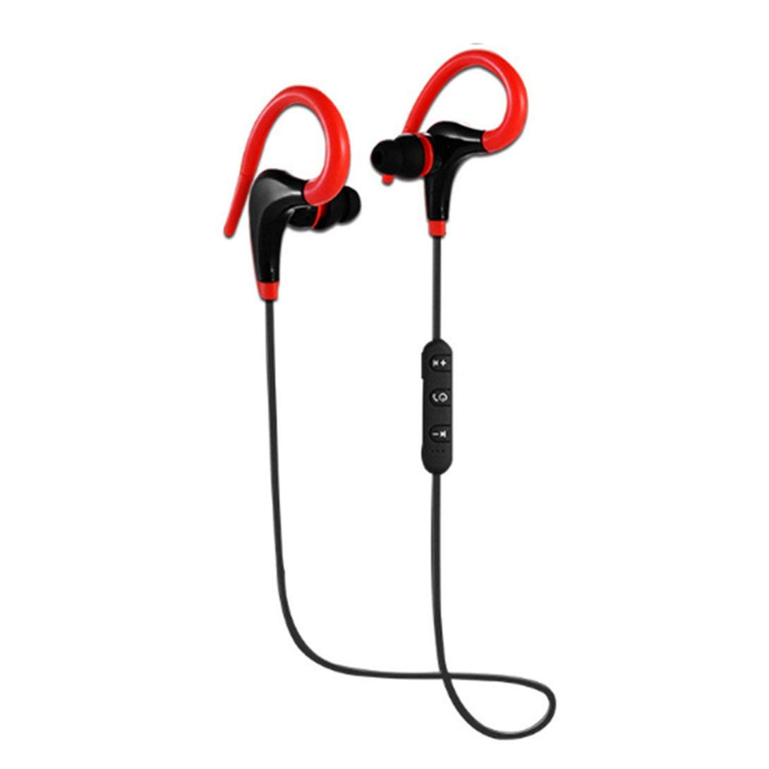 Sport Bluetooth Earphone SweatProof Wireless Earbuds With Mic Wifi Bluetooth Headset Headphones For Mobile Phone Swiftswan