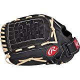 Rawlings Unisex's RSS120C-6/0 12' Slow Pitch Neo Flex Glove, Black