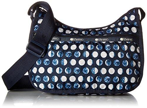 LeSportsac Classic Hobo Handbag, la luna