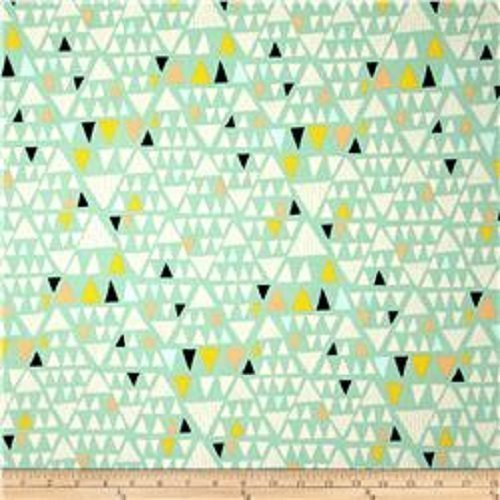 Infant and Toddler Harem Pants - Geometric Triangle