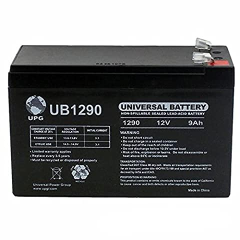 12V 9Ah Sealed Lead Acid Battery for ATVs and Surge Protector (Lead Protector)