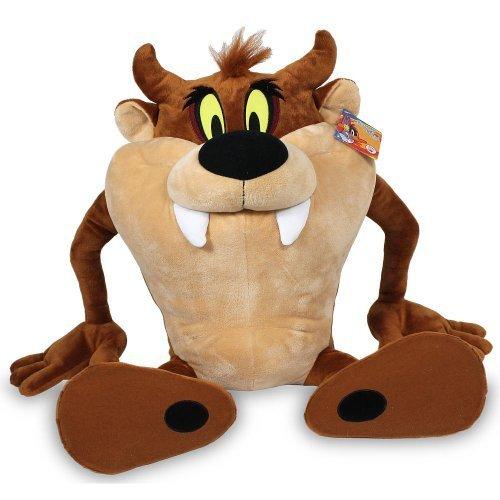 Tazmanian Devil Plush - Looney Tunes Jumbo Plush - Taz