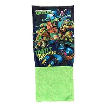 Cache cuello Tortugas Ninja, color verde, tamaño talla única ...