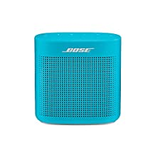 Bose Sound Link Color Bluetooth Speaker II, Aquatic Blue