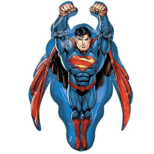 Superman Super Shape Mylar -