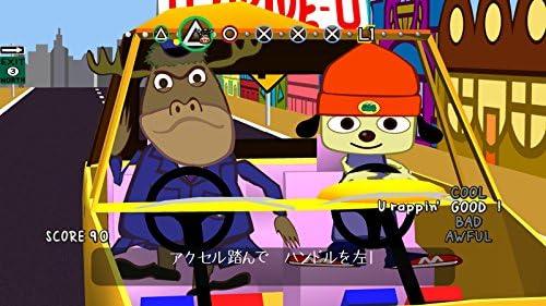 【PS4】パラッパラッパー