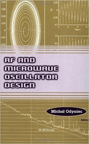 Rf and microwave oscillator design michael odyniec 9781580533201 rf and microwave oscillator design 1st edition fandeluxe Gallery
