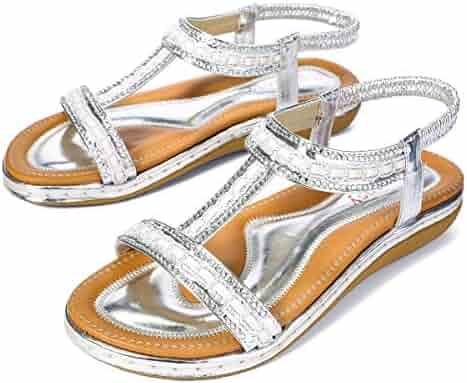 b666326356f9 Shopping 4 Stars   Up - Flats - Sandals - Shoes - Women - Clothing ...
