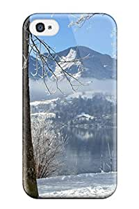 Fashion VykSFAb4693psNJH Case Cover For Iphone 4/4s(winter)