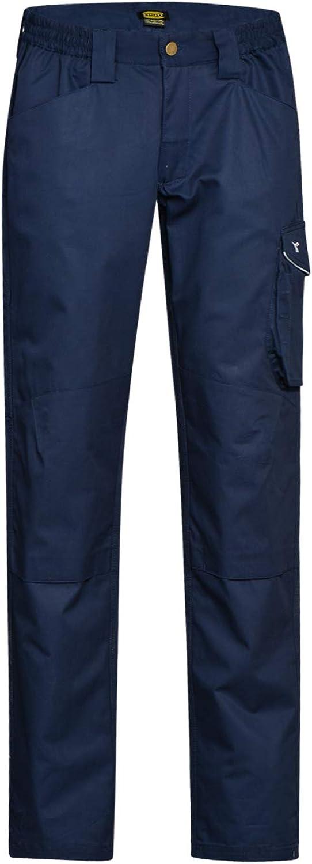 Utility Diadora Pantalone da Lavoro Rock Light Cotton ISO 13688:2013 per Uomo IT L