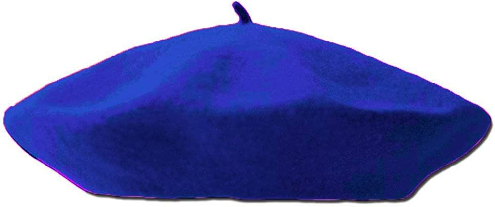 Wool Beret One Size Adult