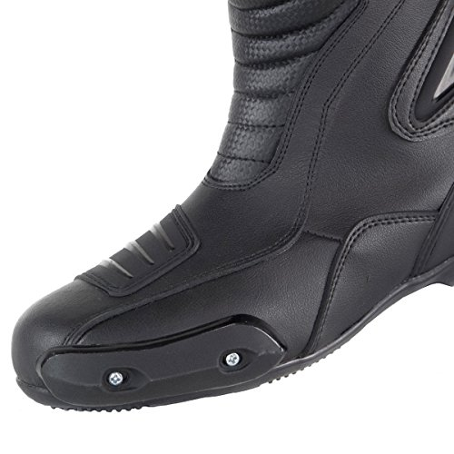 Vulcan V300 Mens Velocity Motorcycle Sport Boots - 13 by Vulcan (Image #5)
