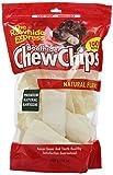 Cheap The Rawhide Express Natural Rawhide Strips/Chips Dog Chew, 16 oz 450 g