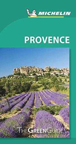 Michelin Green Guide Provence: Travel Guide (Green Guide/Michelin)