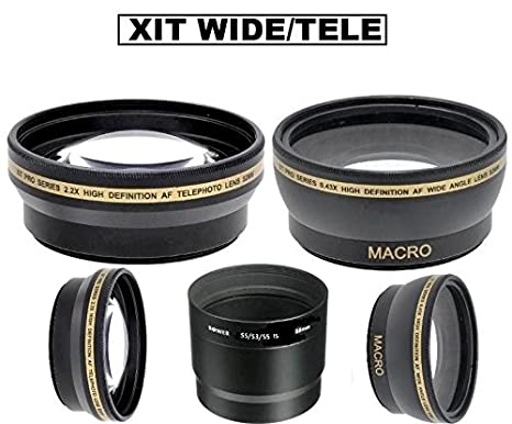 Review 58mm 0.43x Wide Angle