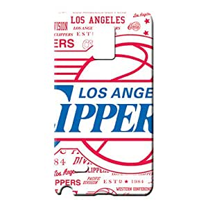 samsung note 4 Appearance Plastic Protective phone carrying cover skin los angeles clippers nba basketball