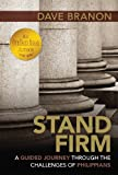 Stand Firm, Dave Branon, 1572938153