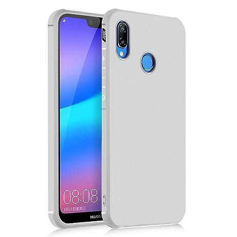 Amazon.com: Carcasa para Huawei P20 Lite, ultra delgada ...
