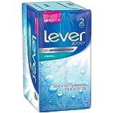 Lever 2000 Original Refreshing Bar Soap, Perfectly Fresh 4 oz, 2 ea